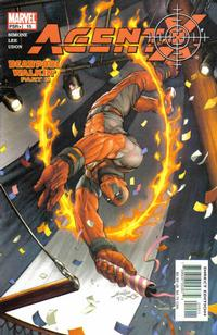 Cover Thumbnail for Agent X (Marvel, 2002 series) #15