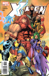 Cover Thumbnail for X-Men (Marvel, 2004 series) #161 [Direct Edition]