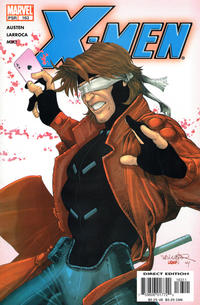 Cover Thumbnail for X-Men (Marvel, 2004 series) #163 [Direct Edition]