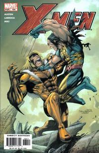 Cover Thumbnail for X-Men (Marvel, 2004 series) #164