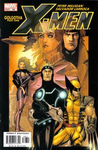 Cover Thumbnail for X-Men (Marvel, 2004 series) #166 [Direct Edition]