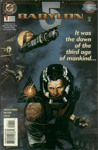 Cover Thumbnail for Babylon 5 (DC, 1995 series) #1 [Direct Sales]