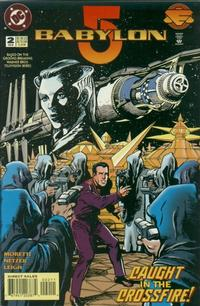 Cover Thumbnail for Babylon 5 (DC, 1995 series) #2 [Direct Sales]
