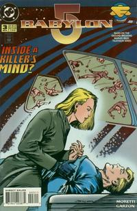 Cover Thumbnail for Babylon 5 (DC, 1995 series) #3 [Direct Sales]
