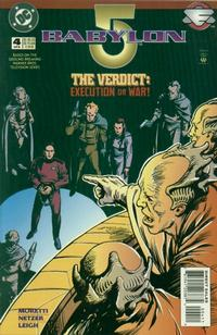Cover Thumbnail for Babylon 5 (DC, 1995 series) #4 [Direct Sales]