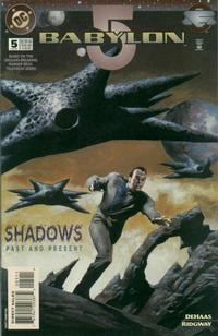 Cover Thumbnail for Babylon 5 (DC, 1995 series) #5 [Direct Sales]