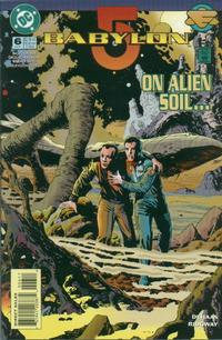 Cover Thumbnail for Babylon 5 (DC, 1995 series) #6 [Direct Sales]