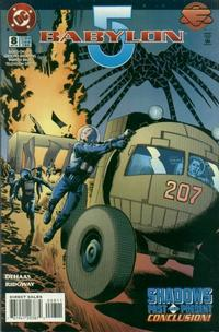 Cover Thumbnail for Babylon 5 (DC, 1995 series) #8 [Direct Sales]