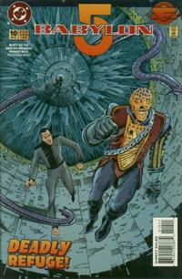 Cover Thumbnail for Babylon 5 (DC, 1995 series) #10 [Direct Sales]