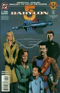 Cover Thumbnail for Babylon 5 (DC, 1995 series) #11 [Direct Sales]