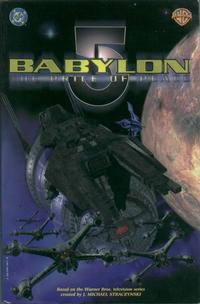 Cover Thumbnail for Babylon 5: The Price of Peace (DC, 1998 series)