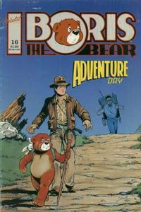 Cover Thumbnail for Boris the Bear (Nicotat Comics, 1987 series) #16