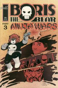 Cover Thumbnail for Boris the Bear (Nicotat Comics, 1987 series) #21