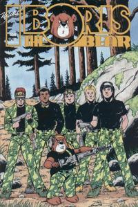 Cover Thumbnail for Boris the Bear (Nicotat Comics, 1987 series) #28