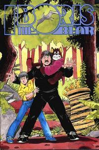 Cover Thumbnail for Boris the Bear (Nicotat Comics, 1987 series) #32