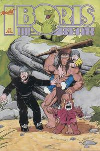 Cover Thumbnail for Boris the Bear (Nicotat Comics, 1987 series) #33
