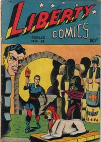 Cover Thumbnail for Liberty Comics (Green Publishing, 1945 series) #v2#5 (14)