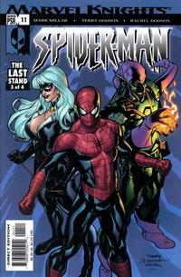 Cover Thumbnail for Marvel Knights Spider-Man (Marvel, 2004 series) #11