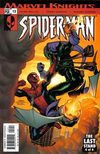 Cover Thumbnail for Marvel Knights Spider-Man (Marvel, 2004 series) #12