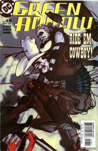 Cover Thumbnail for Green Arrow (DC, 2001 series) #48
