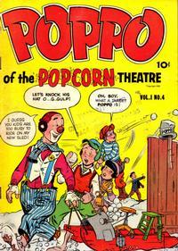 Cover Thumbnail for Poppo of the Popcorn Theatre (Fuller, 1955 series) #v1#4