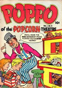 Cover Thumbnail for Poppo of the Popcorn Theatre (Fuller, 1955 series) #v1#12
