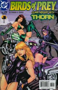 Cover Thumbnail for Birds of Prey (DC, 1999 series) #79