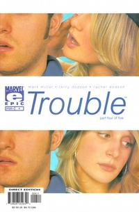 Cover Thumbnail for Trouble (Marvel, 2003 series) #4