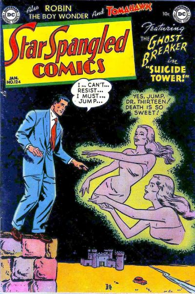 Cover for Star Spangled Comics (DC, 1941 series) #124