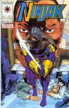 Cover for Ninjak (Acclaim / Valiant, 1994 series) #7
