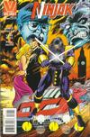 Cover for Ninjak (Acclaim / Valiant, 1994 series) #22