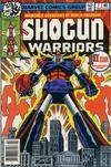 Cover for Shogun Warriors (Marvel, 1979 series) #1