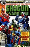 Cover for Shogun Warriors (Marvel, 1979 series) #2 [Newsstand Edition]