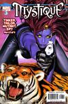 Cover for Mystique (Marvel, 2003 series) #8