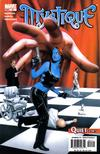 Cover for Mystique (Marvel, 2003 series) #21
