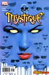 Cover for Mystique (Marvel, 2003 series) #22