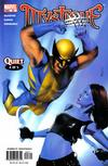 Cover for Mystique (Marvel, 2003 series) #23
