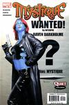 Cover for Mystique (Marvel, 2003 series) #24