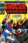 Cover for Shogun Warriors (Marvel, 1979 series) #3 [Newsstand Edition]
