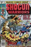 Cover for Shogun Warriors (Marvel, 1979 series) #5
