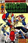 Cover for Shogun Warriors (Marvel, 1979 series) #6