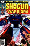 Cover for Shogun Warriors (Marvel, 1979 series) #7 [direct edition]