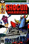 Cover for Shogun Warriors (Marvel, 1979 series) #8 [direct edition]