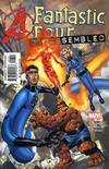 Cover for Fantastic Four (Marvel, 1998 series) #517 [Direct Edition]