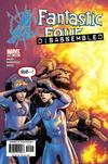 Cover for Fantastic Four (Marvel, 1998 series) #519 [Direct Edition]