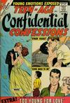 Cover for Teen-Age Confidential Confessions (Charlton, 1960 series) #1
