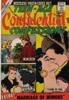 Cover for Teen-Age Confidential Confessions (Charlton, 1960 series) #2