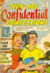Cover for Teen-Age Confidential Confessions (Charlton, 1960 series) #5