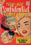 Cover for Teen-Age Confidential Confessions (Charlton, 1960 series) #8
