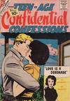 Cover for Teen-Age Confidential Confessions (Charlton, 1960 series) #9